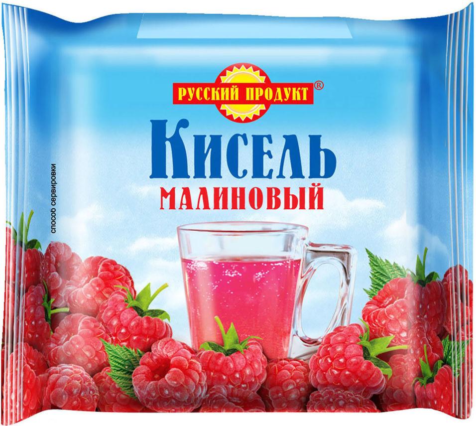Кисель Русский продукт Малиновый 220г