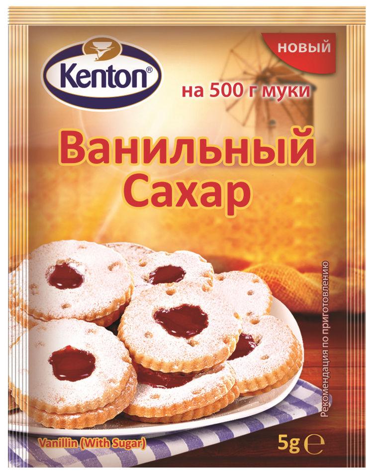 Ванильный сахар Kenton 5г
