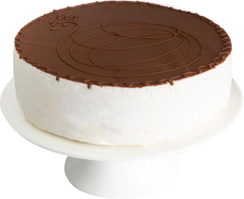 Торт Ресторанная коллекция Птичка суфле замороженный 500г