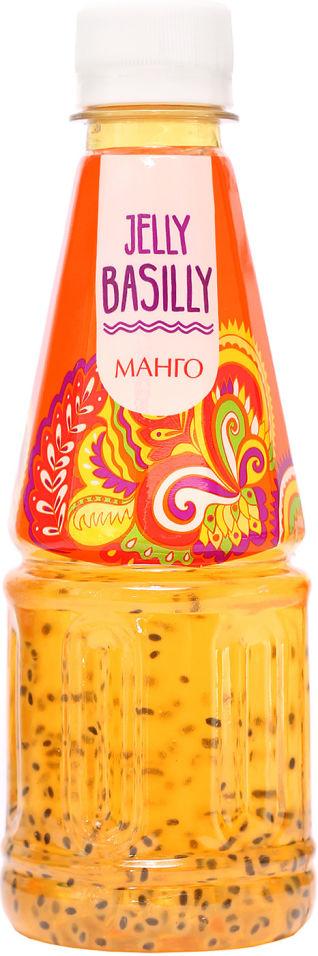 Напиток Jelly Basilly Манго 300мл
