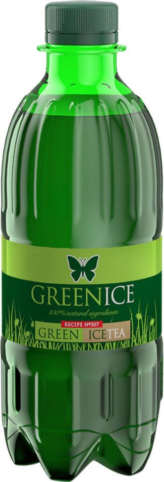 Чай зеленый Greenice 330мл