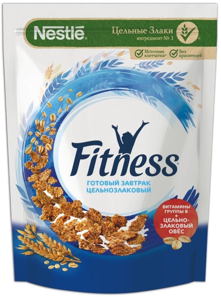 Хлопья Fitness из цельной пшеницы, обогащенные витаминами и минеральными веществами 230г