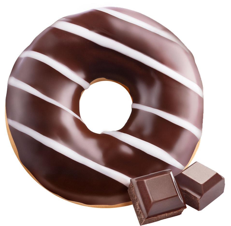 Донат Bakerton Шоколад глазированный 55г