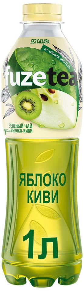 Чай зеленый Fuzetea Яблоко-киви 1л