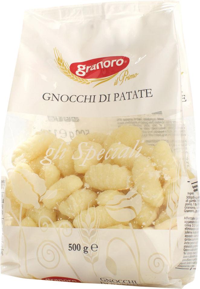 Макаронные издение GranOro Gnocchi di patate 500г