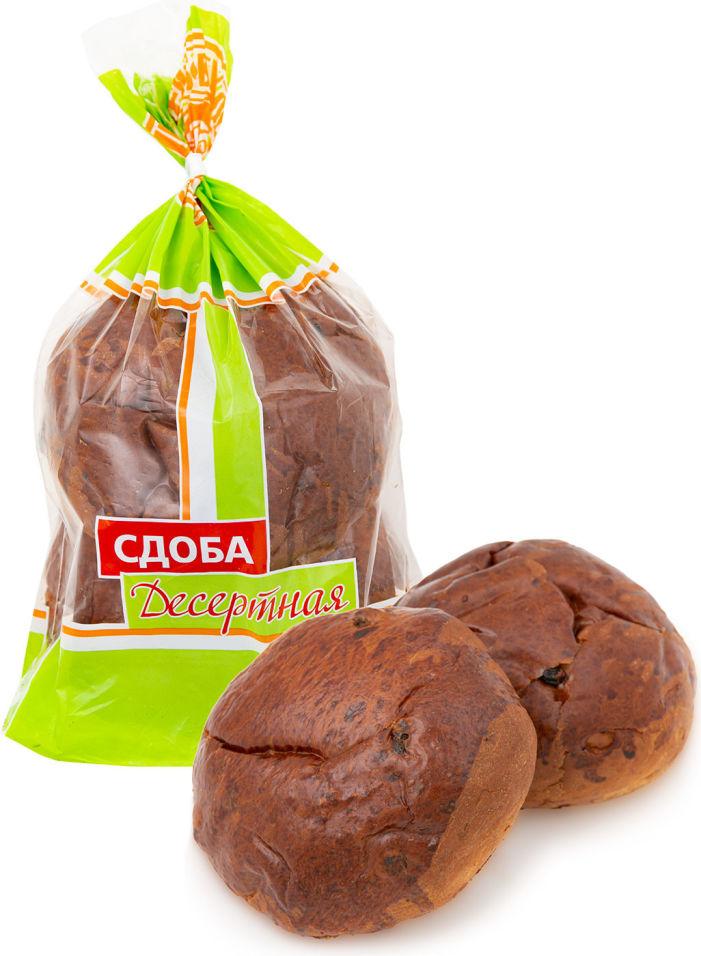 Сдоба Щелковохлеб десертная 200г