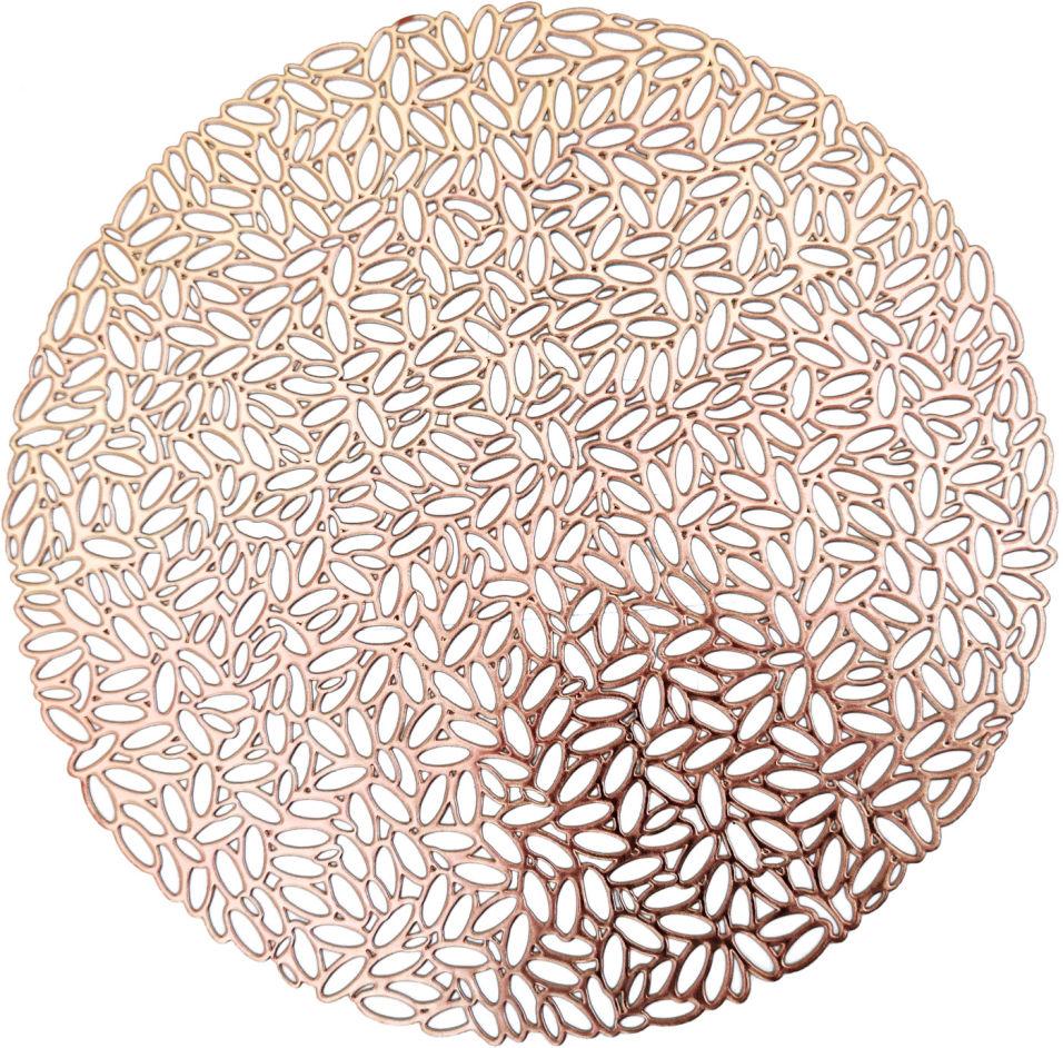 Салфетка сервировочная Рыжий кот PVR-01 38см