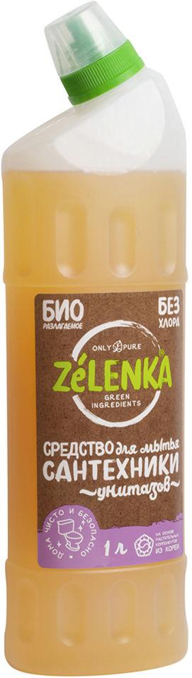 Чистящее средство Zelenka Для унитаза 1л