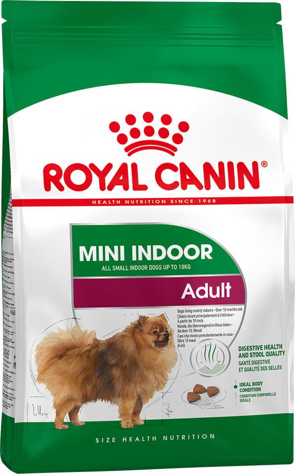 Корм для собак Royal Canin Mini indoor 3кг