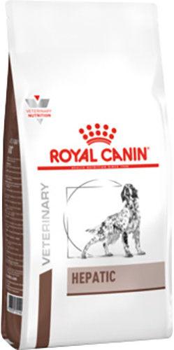 Сухой корм для собак Royal Canin Hepatic 1.5кг