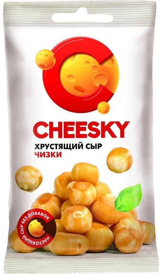 Отзывы о Сыре Cheesky хрустящем 30% 22г