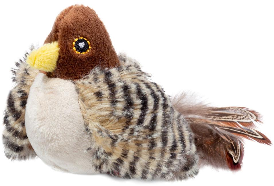 Игрушка для кошек GiGwi Птичка со звуком