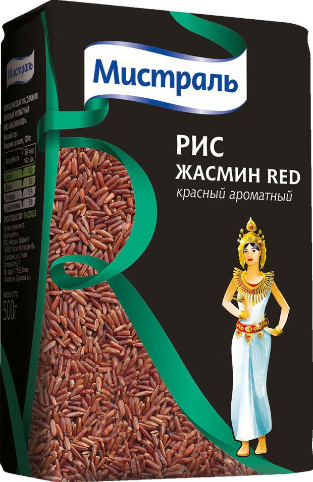 Отзывы о Рисе Мистраль Жасмин Red красный ароматный 500г
