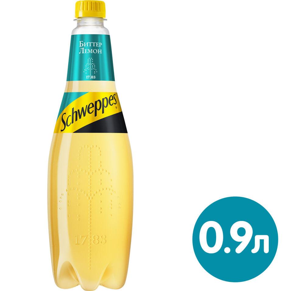Отзывы о Напитке Schweppes Биттер лемон 900мл