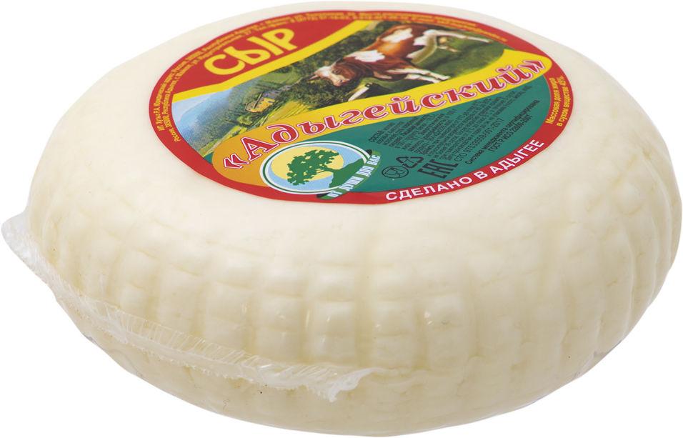 Отзывы о Сыре Адыгейском 45%