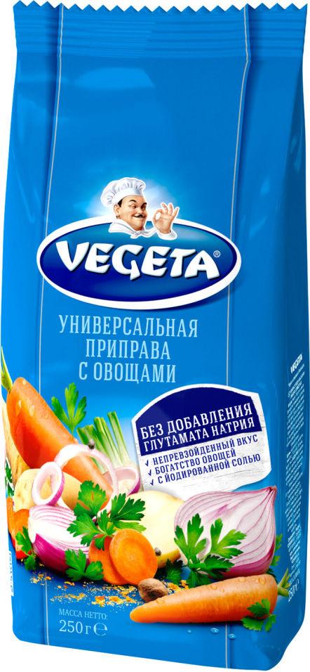 Приправа Vegeta универсальная с овощами 250г