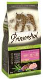Сухой корм для котят Primordial Утка и Индейка 2кг