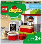 Конструктор LEGO DUPLO Town 10927 Киоск-пиццерия