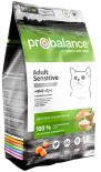 Сухой корм для кошек Probalance с курицей и рисом 1.8кг