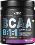 Аминокислоты Vplab BCAA 8:1:1 Фруктовый пунш 300г