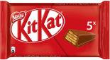 Шоколад KitKat Молочный с хрустящей вафлей 145г