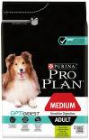 Сухой корм для собак Pro Plan Optidigest Medium Adult Sensitive Digestion для средних пород для улучшения пищеварения с ягненком 3кг