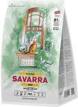 Сухой корм для кошек Savarra Sterilized Cat Утка рис 2кг