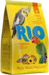 Корм для птиц Rio для средних попугаев 1кг