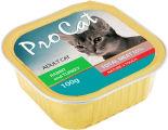 Корм для кошек Pro Cat Кролик и индейка 100г