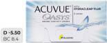 Контактные линзы Acuvue Oasys with Hydraclear Plus Двухнедельные -5.50/14/8.4 6шт