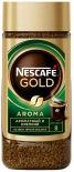 Кофе молотый в растворимом Nescafe Gold Арома 85г