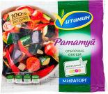 Смесь овощная Vитамин Рататуй быстрозамороженная 400г