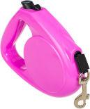 Поводок-рулетка Lilli Pet для собак S 5м в ассортименте