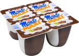 Десерт молочный Zott Monte Max Шоколад-орех 13.3% 100г