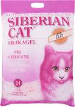 Наполнитель для кошачьего туалета Сибирская кошка Элита для привередливых кошек 24л