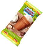 Мороженое Вологодский пломбир в вафельном стаканчике 15% 100г