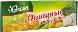 Котлеты Морозко Green овощные 450г