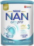 Смесь NAN 3 OPTIPRO молочная 800г