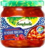 Фасоль Bonduelle печеная со сладким перцем 360г