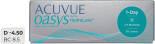 Контактные линзы Acuvue Oasys 1-Day with HydraLuxe Однодневные -4.50/14.3/8.5 30шт