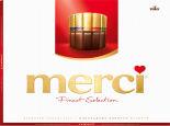 Набор конфет Merci Шоколадное ассорти 675г