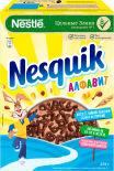 Сухой завтрак Nesquik Алфавит шоколадный 375г