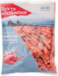 Креветки Бухта изобилия Отборные 60/80 варено-мороженые 1кг