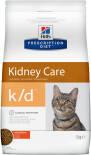 Сухой корм для кошек Hills Prescription Diet k/d при заболеваниях почек с курицей 5кг