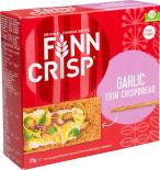 Хлебцы Finn Crisp C чесноком 175г