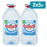 Вода Черноголовка Вкусная питьевая негазированная 5л