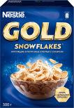 Хлопья Nestle Gold Snow flakes Кукурузные с сахаром 300г