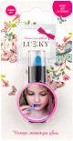Помада для губ Lukky меняющая цвет на розовый 3.3г