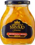 Вишня Mikado Коктейльная желтая 314мл