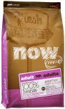 Сухой корм для кошек Now Fresh Adult Беззерновой с индейкой уткой и овощами 3.63кг